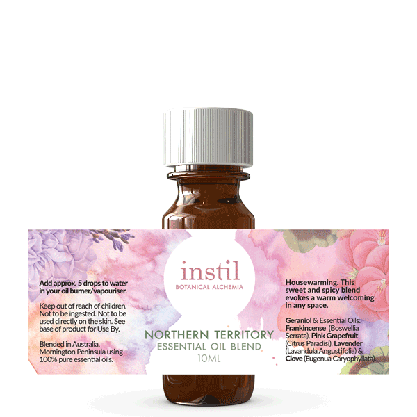 Essential Oils Destinations range - Northern Territory