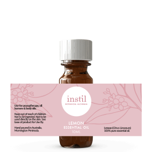 essential oil individuals lemon
