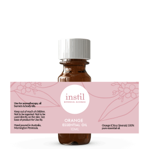 essential oil individuals orange