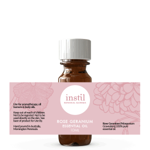 essential oil individuals rose geranium