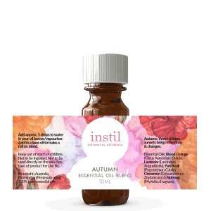 Essential Oils Seasons range - Autumn