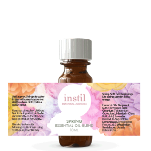 Essential Oils Seasons range - Spring