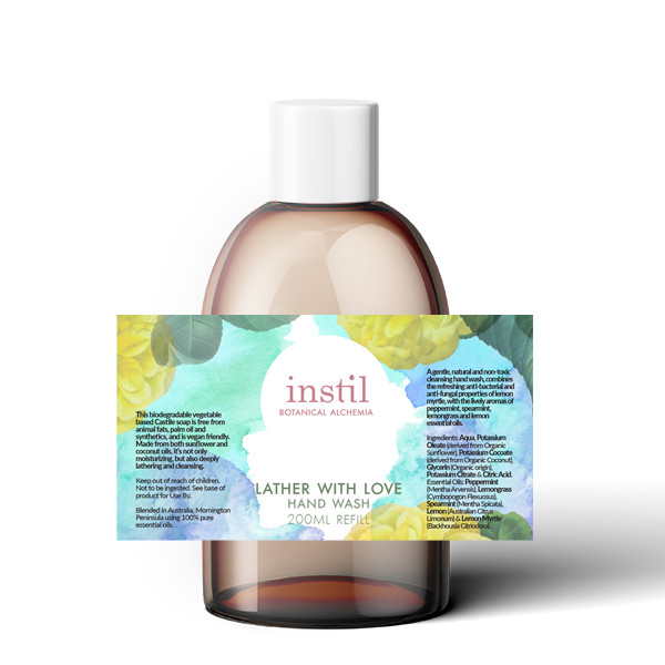 Hand Wash - Lather with Love - Refill