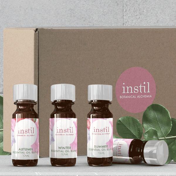 seasons essential oils gift pack