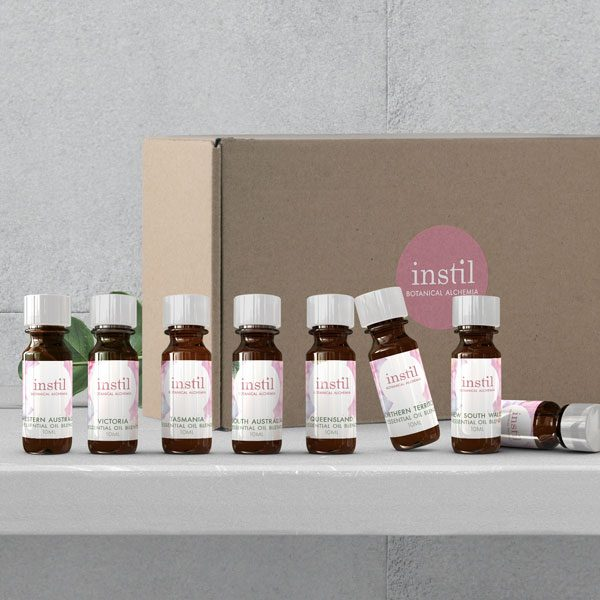 states essential oils gift pack